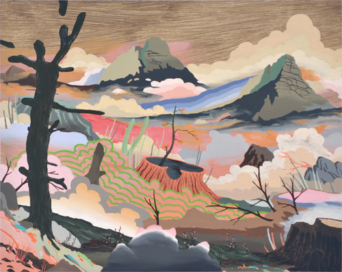 Mid-Alp dans Artistes: Peintres & sculpteurs, etc...