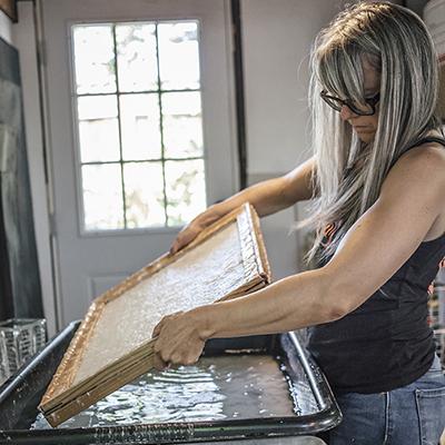 Jenene Nagy-Jordan Schnitzer Printmaking Residency