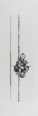 Ellen George's print from 2015 residency
