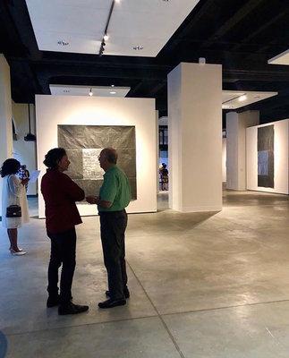 Jenene Nagy exhibits at The Santo Foundation