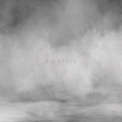 "Tad Savinar, ""AMERICA 2019,"" 2019, digital print on paper, 18"" x 18"""