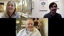 Justin L'Amie, Nancy Lorenz, and Jeffry Mitchell in Conversation